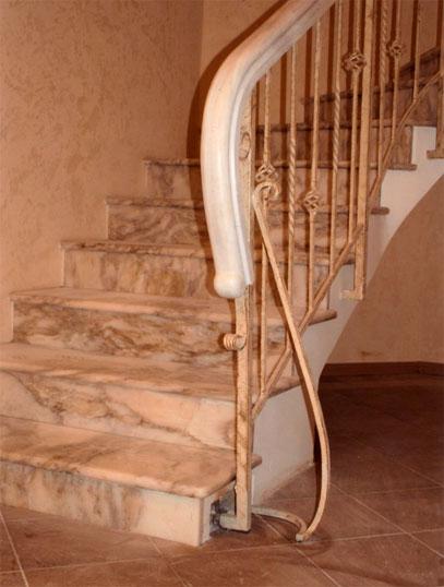 Монолитная лестница — интерстрой